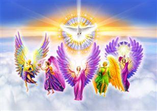 Afbeeldingsresultaat voor plaatje engelen contact
